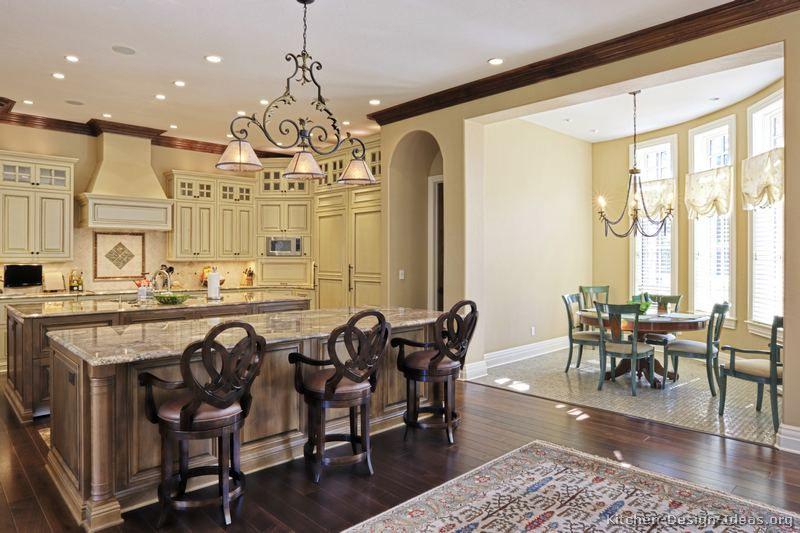 Kitchen Idea of the Day Luxury design kitchen design Pinterest - cocinas grandes de lujo