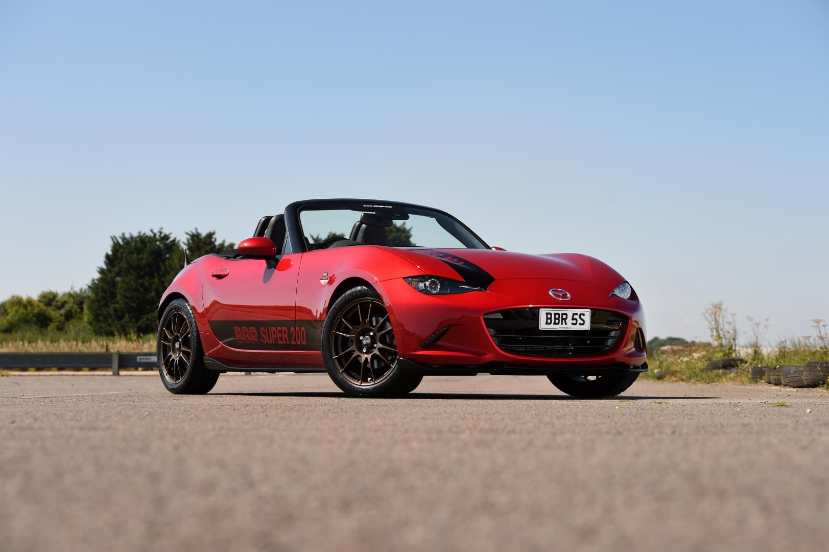 Http www carscoops com 2015 12 mazda mx 5 nd gets its first power html mazda mx 5 nd mk4 pinterest mazda