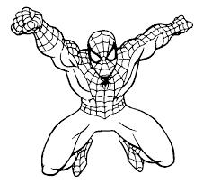 Spidermen Da Colorare.Risultati Immagini Per L Uomo Ragno Da Colorare Disegni Da