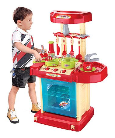 Take A Look At This Musical Kitchen Play Set By Diy Kids On