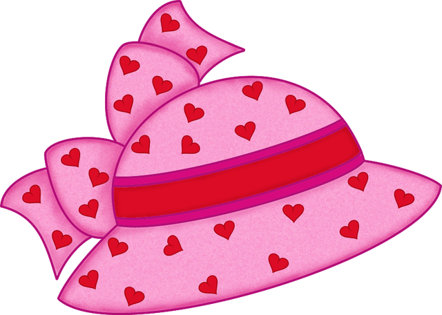 1 123 free clip art images for valentine s day pinterest pink rh pinterest com clip art hats and gloves clip art hats and all that'
