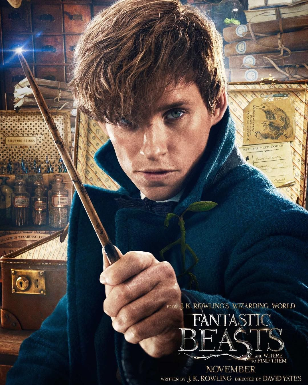 Filmmaker Davidyates Fantastic Beasts And Where To Find Them