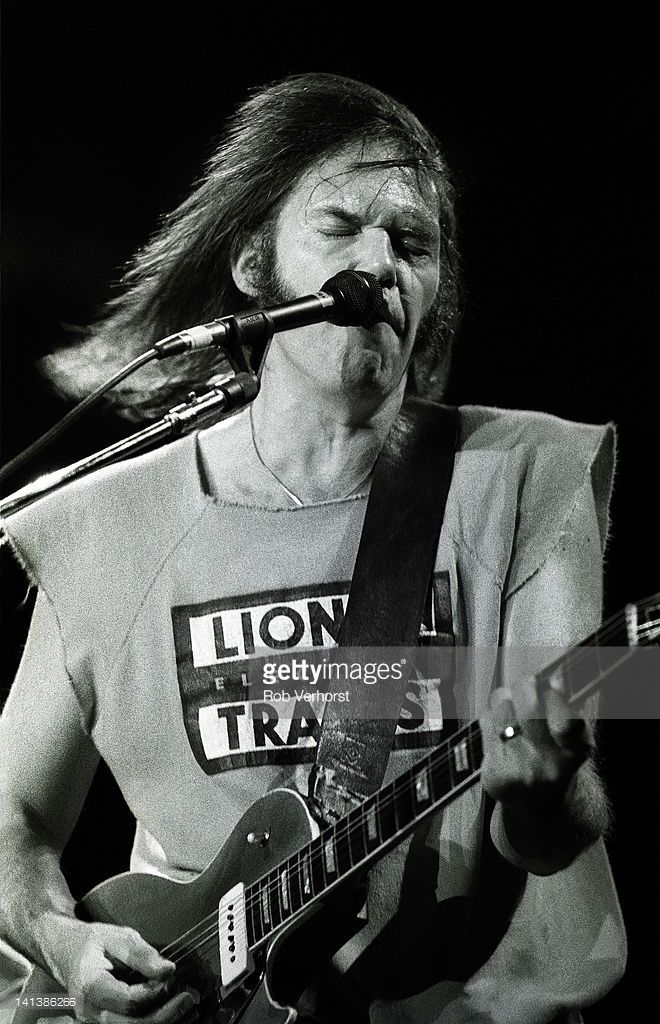 canadian singer songwriter neil young performs live on stage at ahoy rh pinterest com