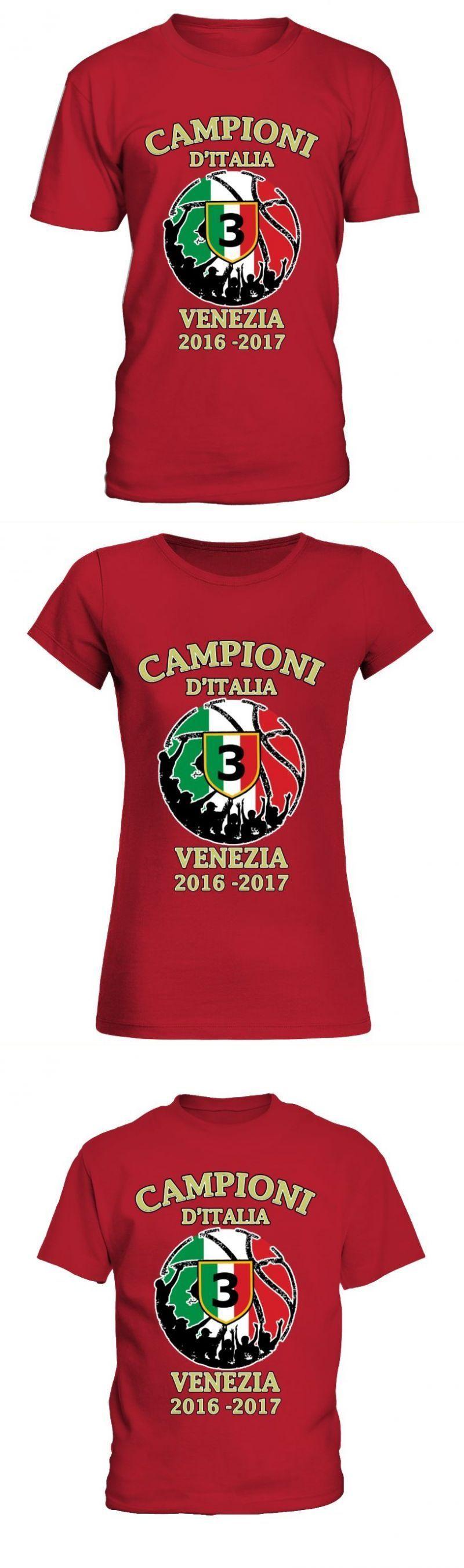 Louisville Basketball T Shirt Venezia Campione Edizione Limitata