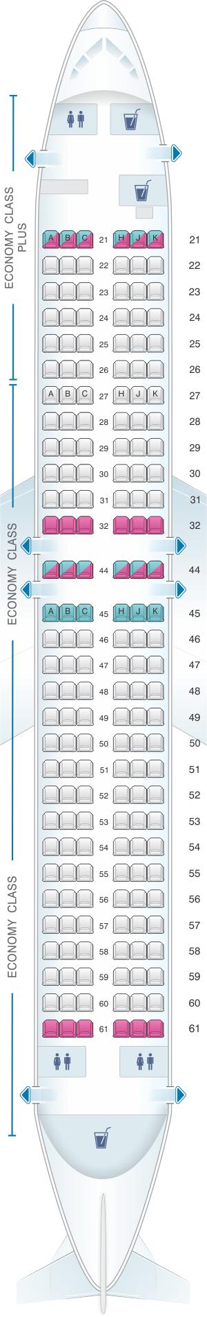 Seat map el al israel airlines boeing  pax also rh pinterest