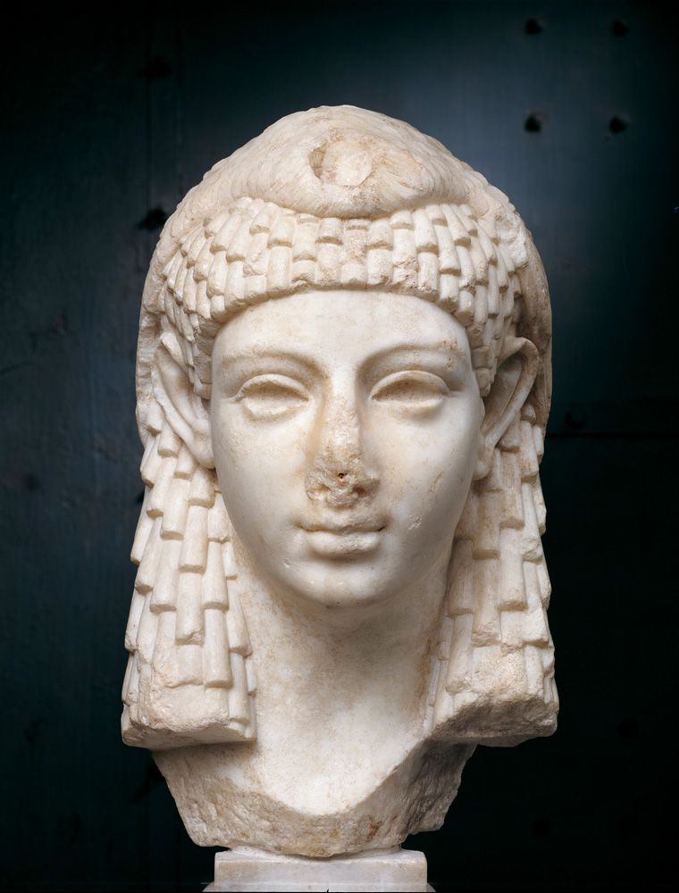 #press #review // Cleopatra e Roma, la mostra al Chiostro del Bramante