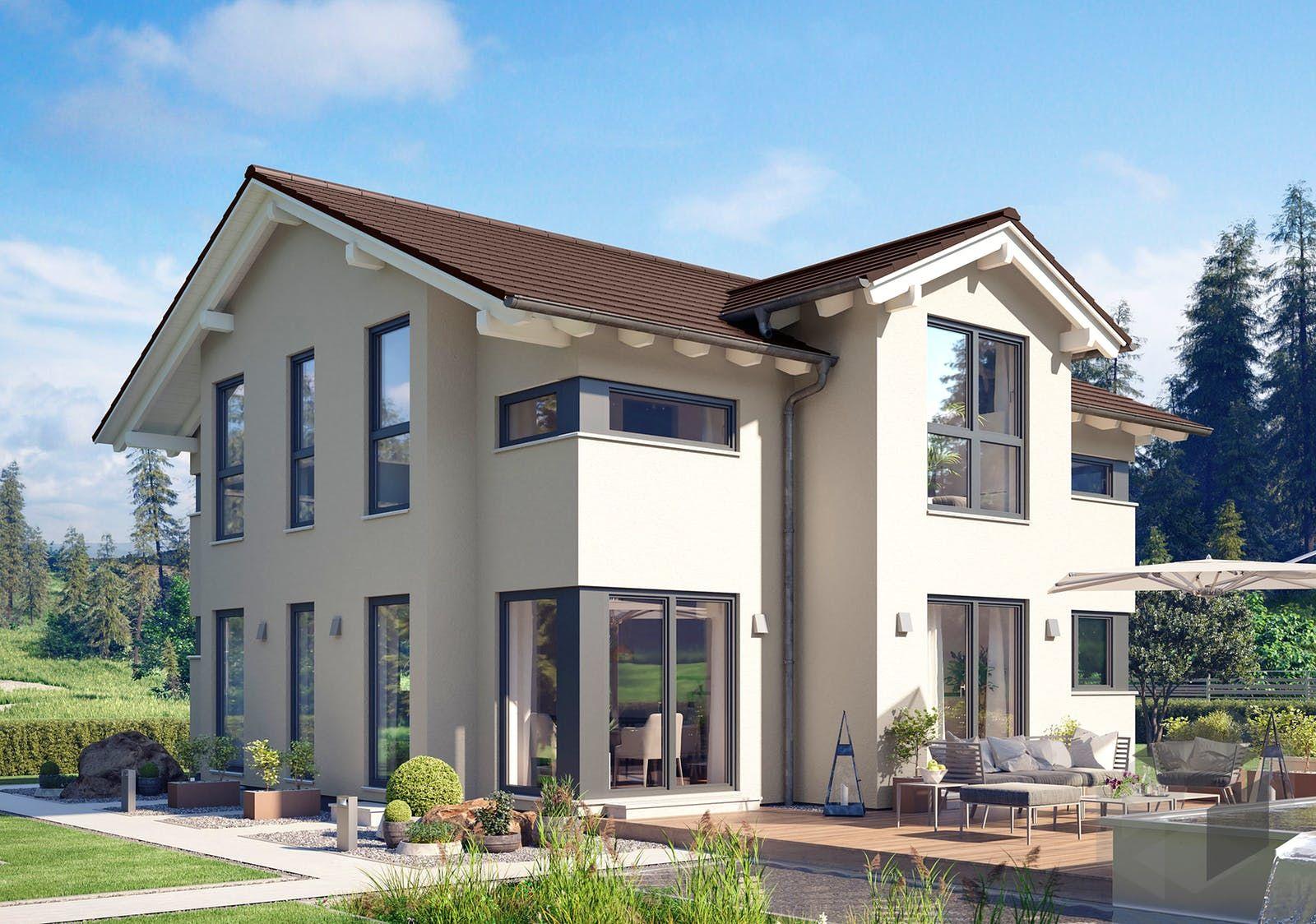 Solitaire E 145 Entwurf 5 Von Schwabenhaus Grundrisse Ihr Partner Beim Hausbau
