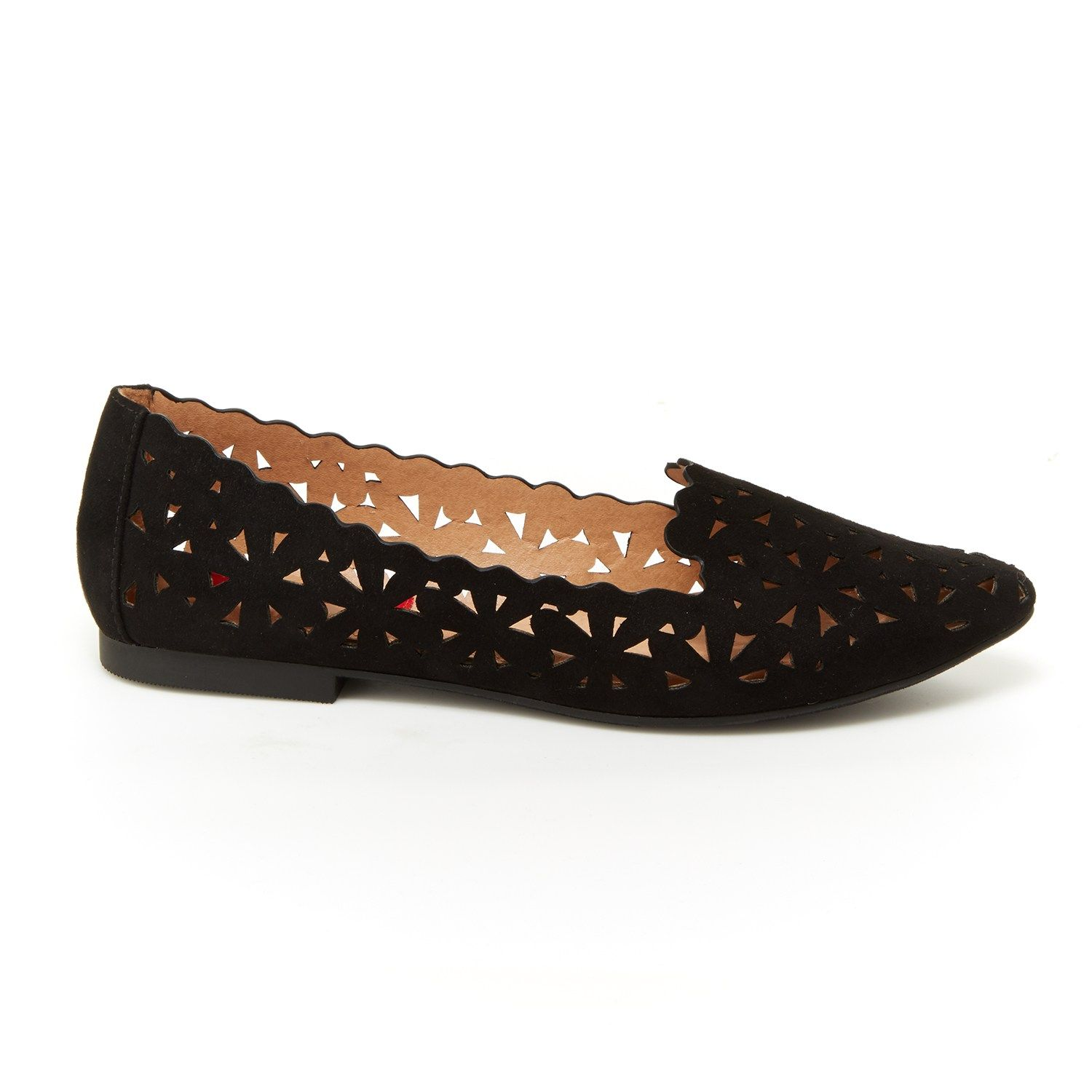 cdc27a83425 Unionbay Welcome Women s Perforated Loafer Flats in 2019