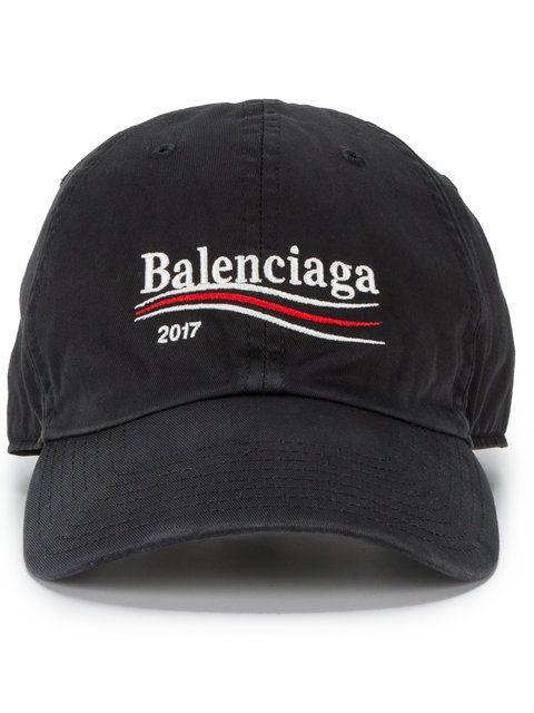 BALENCIAGA 2017 baseball cap. #balenciaga #