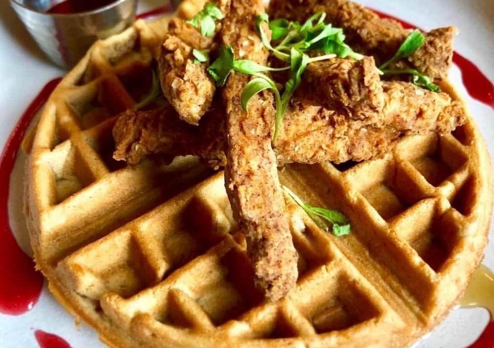 Las Vegas Its First Vegan Soul Food Restaurant