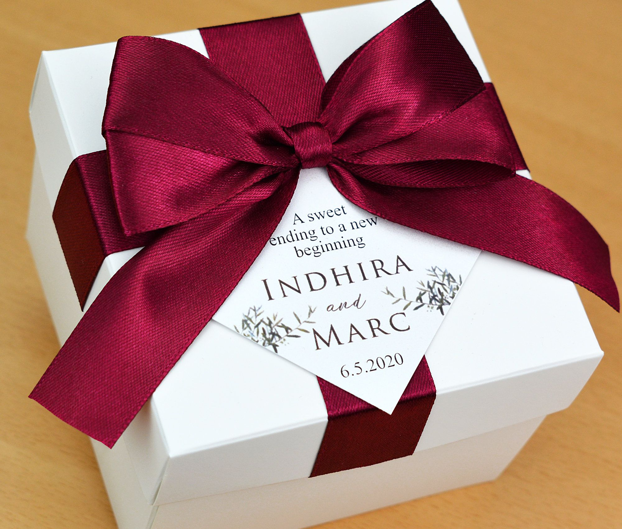 Pin On Wedding Favor Boxes
