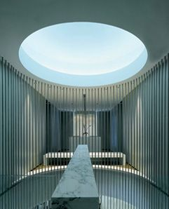 Atrium Space by Burley Katon Halliday Architects and interior