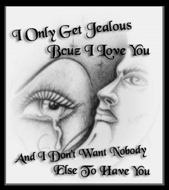 Gangster Quotes About Love Baby Gangster Love Art  Jealousy Quotes  This Is For My Baby