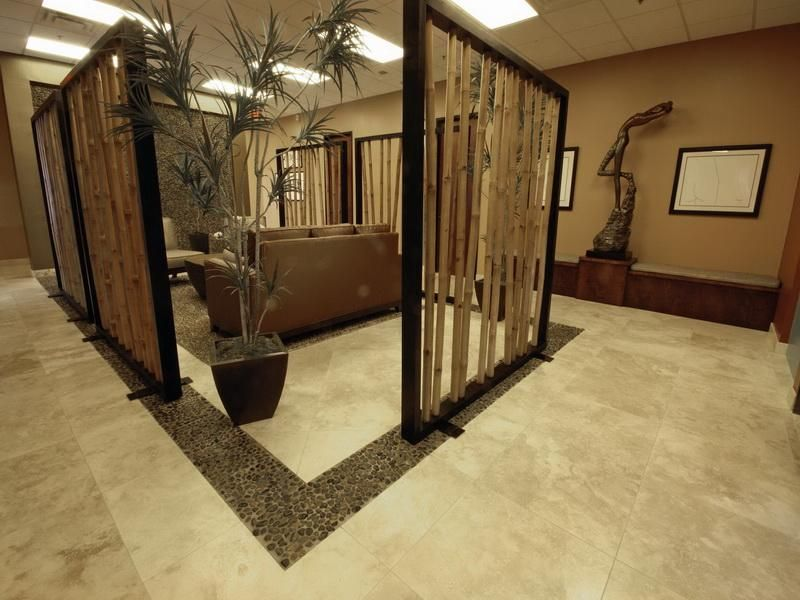 Cool Zen Office Design