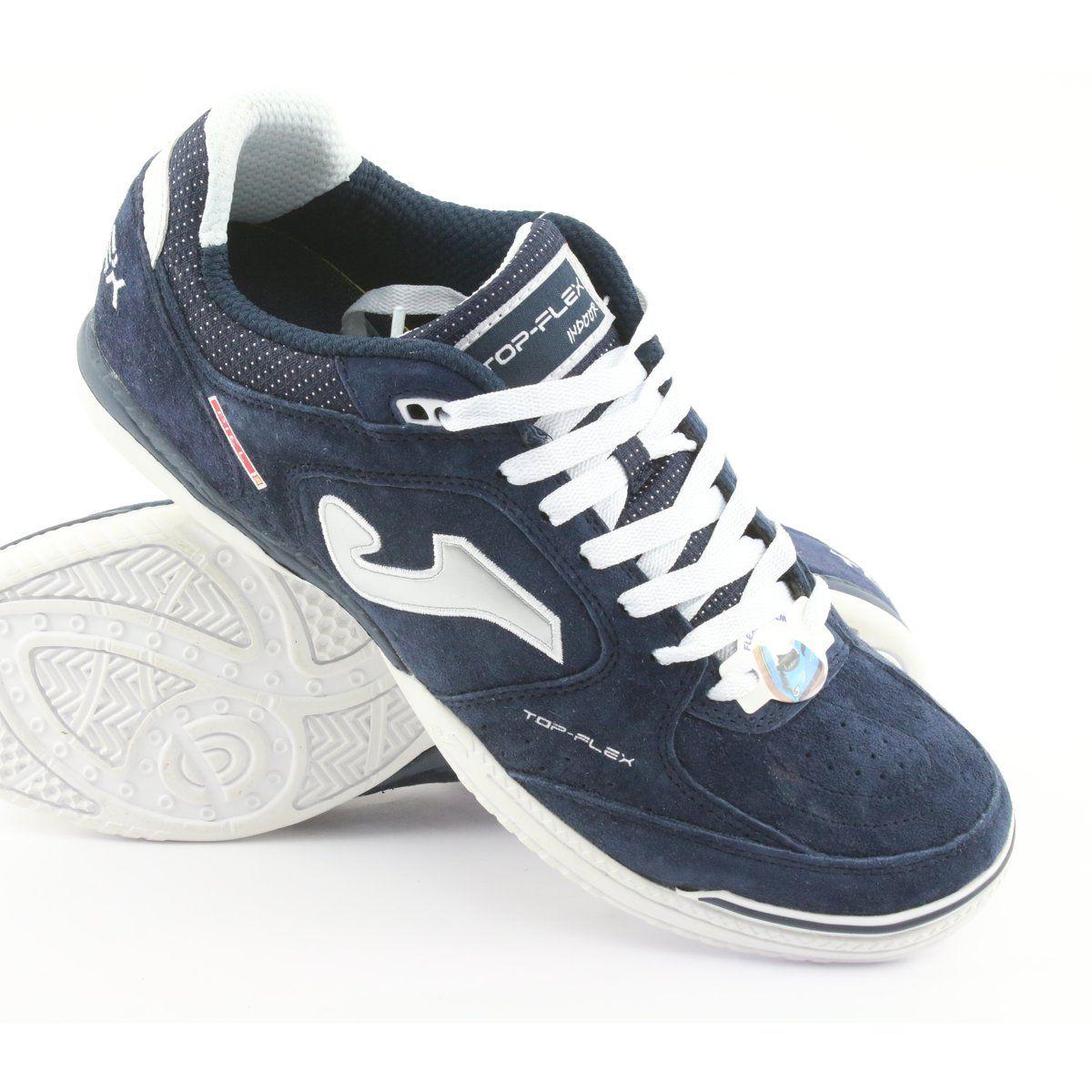 Shoes Joma Top Flex Nobuck 803 Topns 803 In Navy Shoes Indoor Shoe Joma
