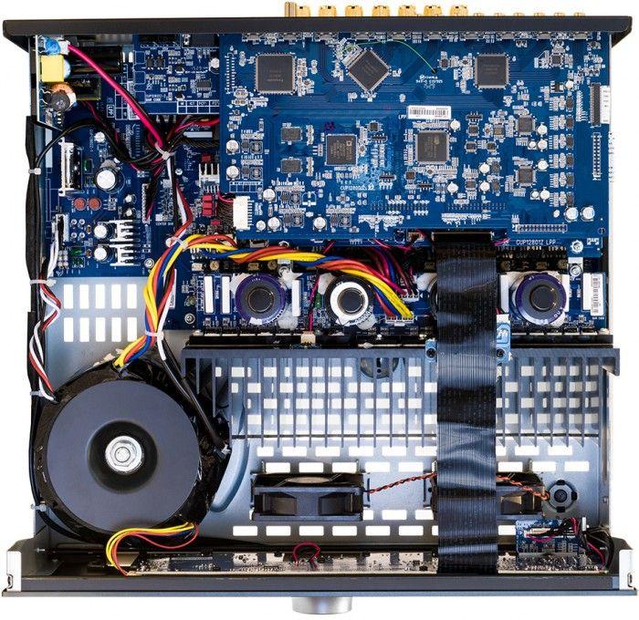 The Arcam FMJ AVR850 AV Receiver is the highest performing