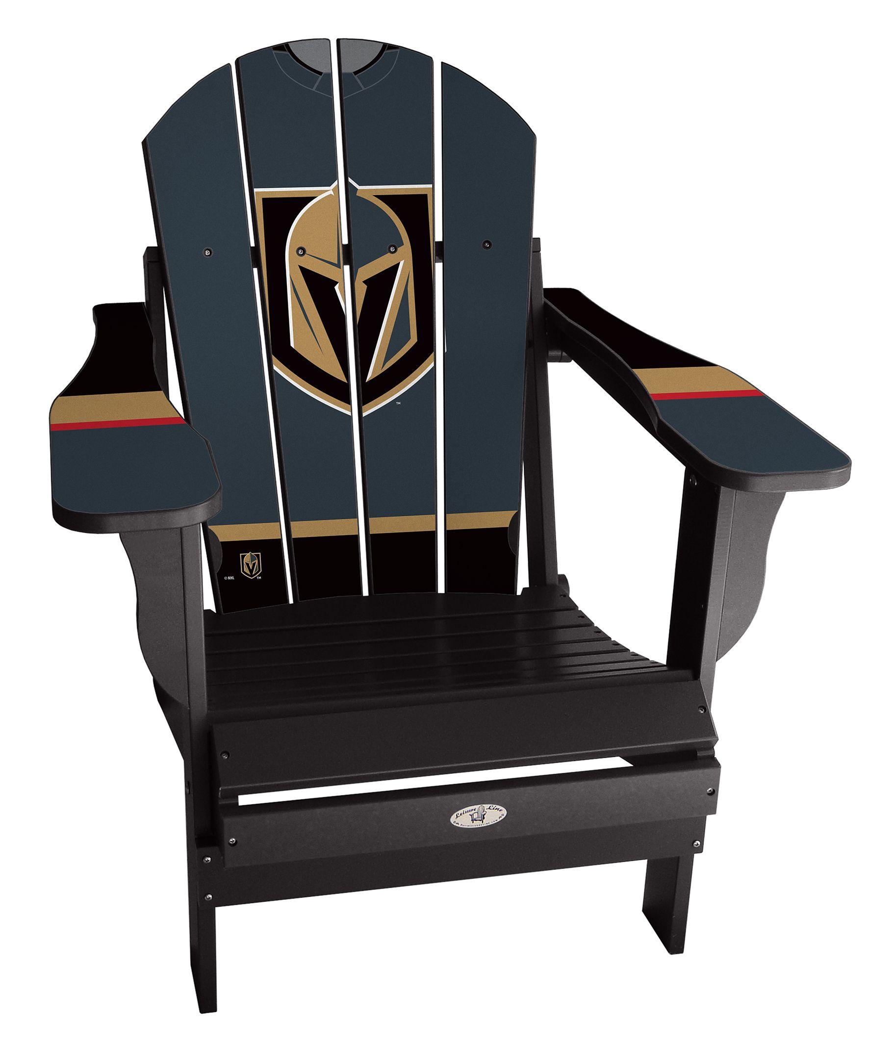 Incredible Vegas Golden Knights Nhl Jersey Chair Vegas Golden Alphanode Cool Chair Designs And Ideas Alphanodeonline