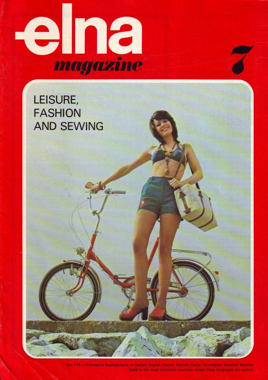 Vintage Magazines Books Photo