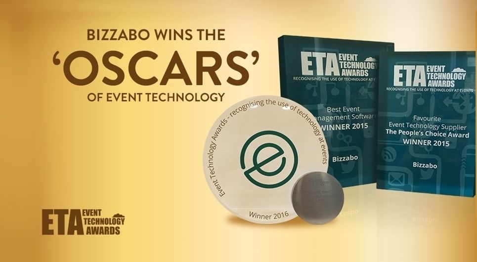 Congrats Bizzabo Wins Oscars Of Event Technology For The Second Year In A Row Eventprofs Eventmarketing Event Technology Event Marketing Event