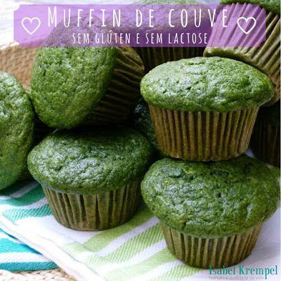 Nutricionista Isabel Krempel: Muffin de Couve
