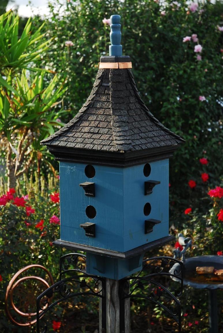Bird Cage Decor Outdoor Garden Art