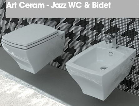 Art Ceram Jazz Wc Bidet Bathroom Furniture Bathroom Sink