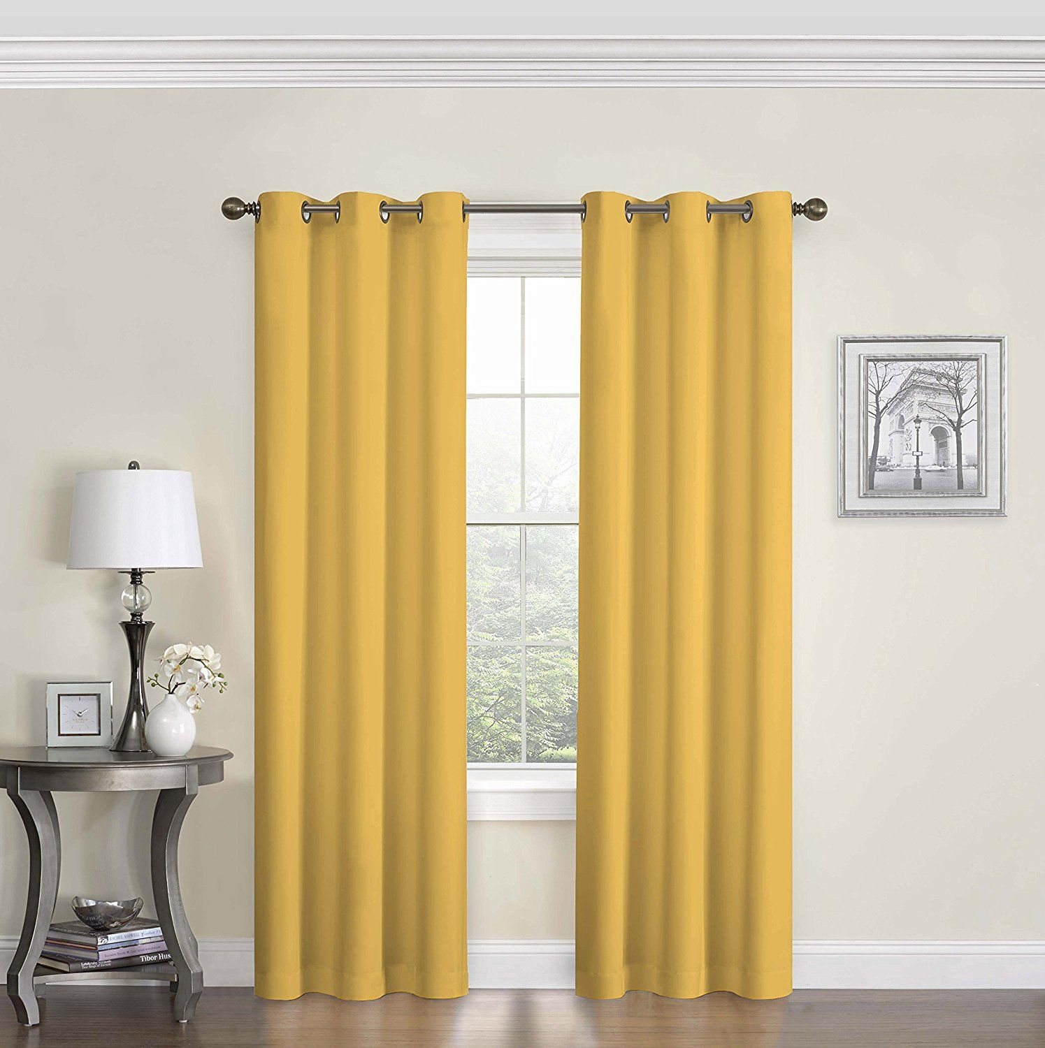 single thermaback by curtain inch pin eclipse window microfiber