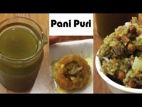 Pani and filling for pani puri calcutta style indian street food pani and filling for pani puri calcutta style indian street food youtube forumfinder Gallery