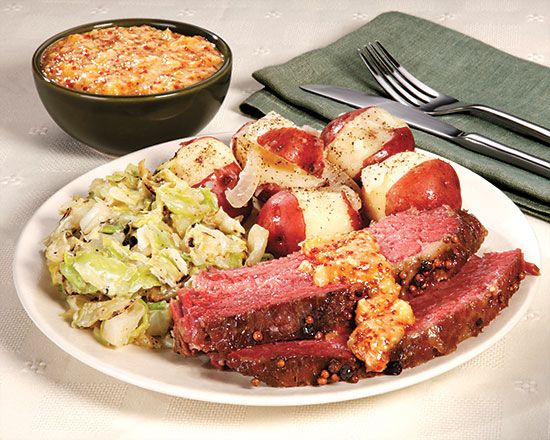 Corned Beef With Jezebel Sauce Recipes At Penzeys Spices