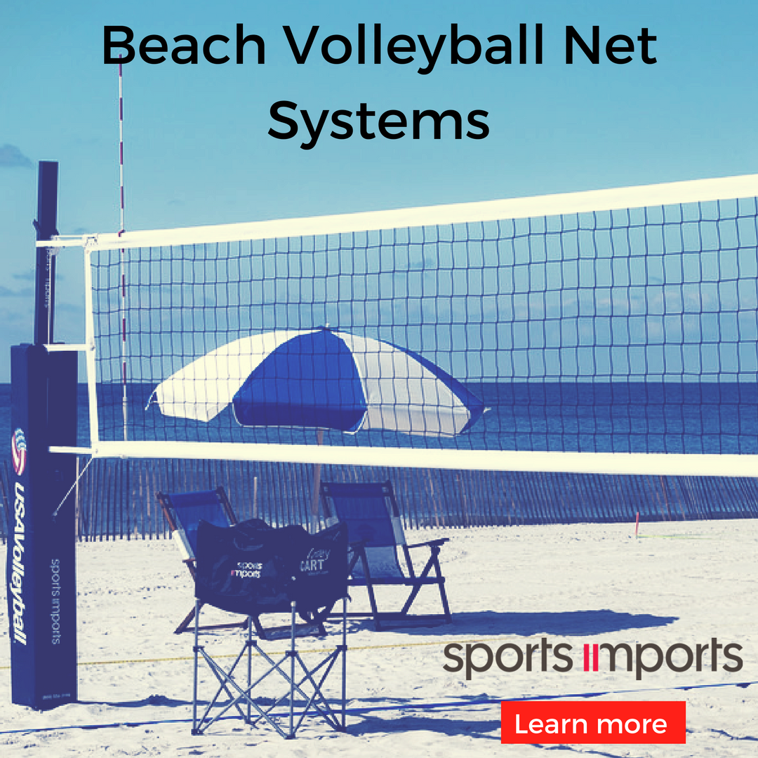 the best beach volleyball net systems for every level of play