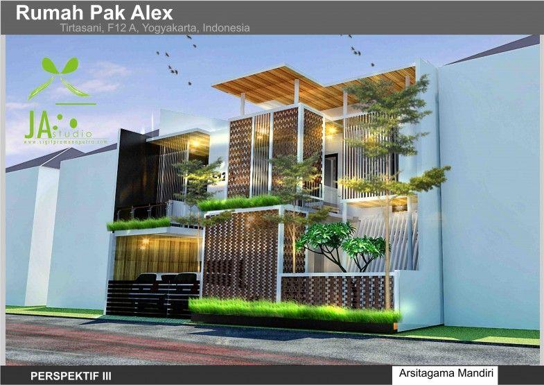 Desain rumah jogja desain rumah minimalis yogyakarta desain arsitek yogya desain rumah segitiga & Desain rumah jogja desain rumah minimalis yogyakarta desain ...