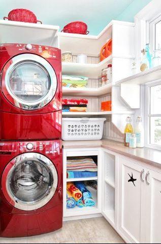 die waschmaschine muss nicht immer wei sein metallisches. Black Bedroom Furniture Sets. Home Design Ideas