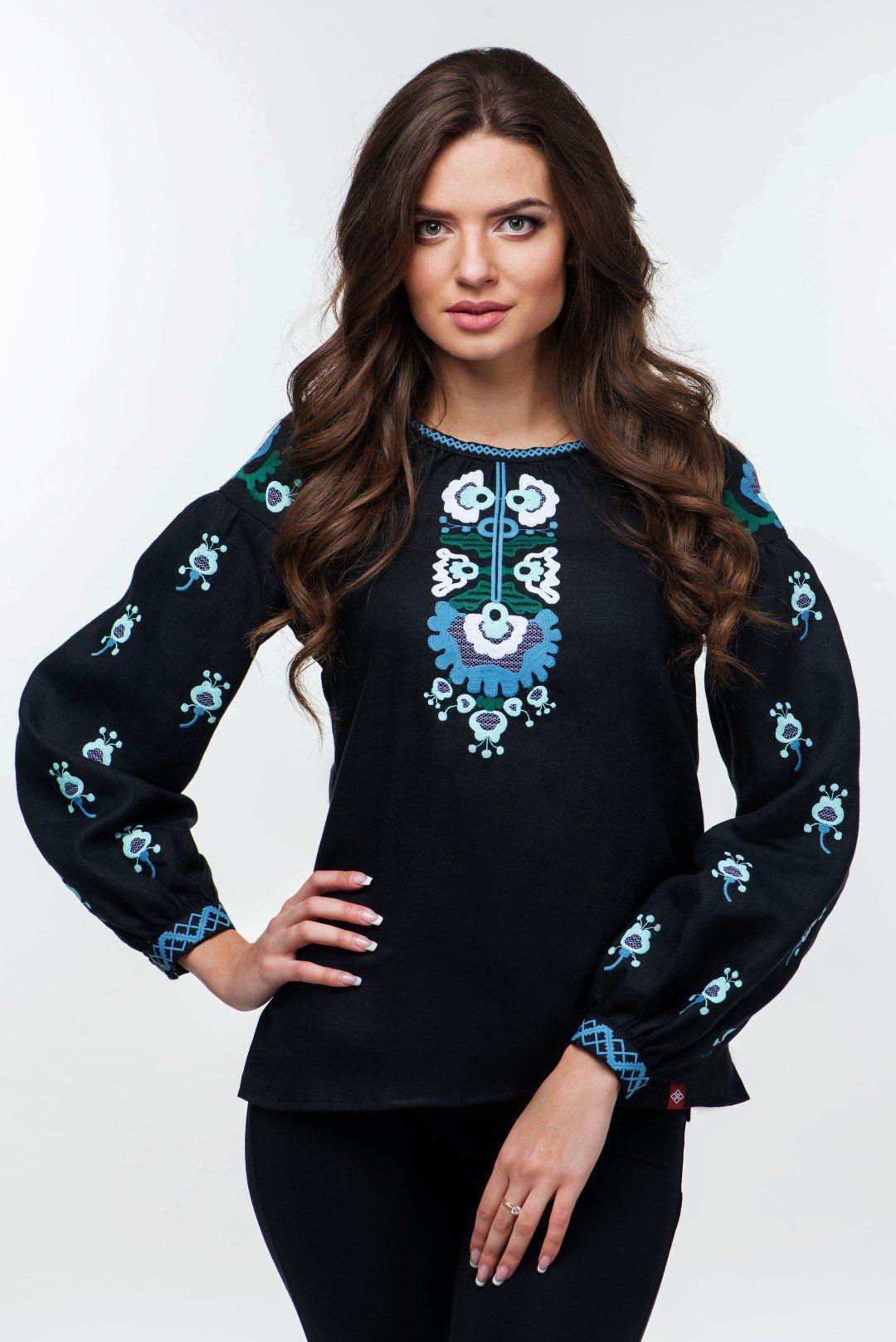 Жіноча вишиванка (757)Лляна вишита сорочка має бути в гардеробі кожної  українки. Натуральна e6c63dace8061