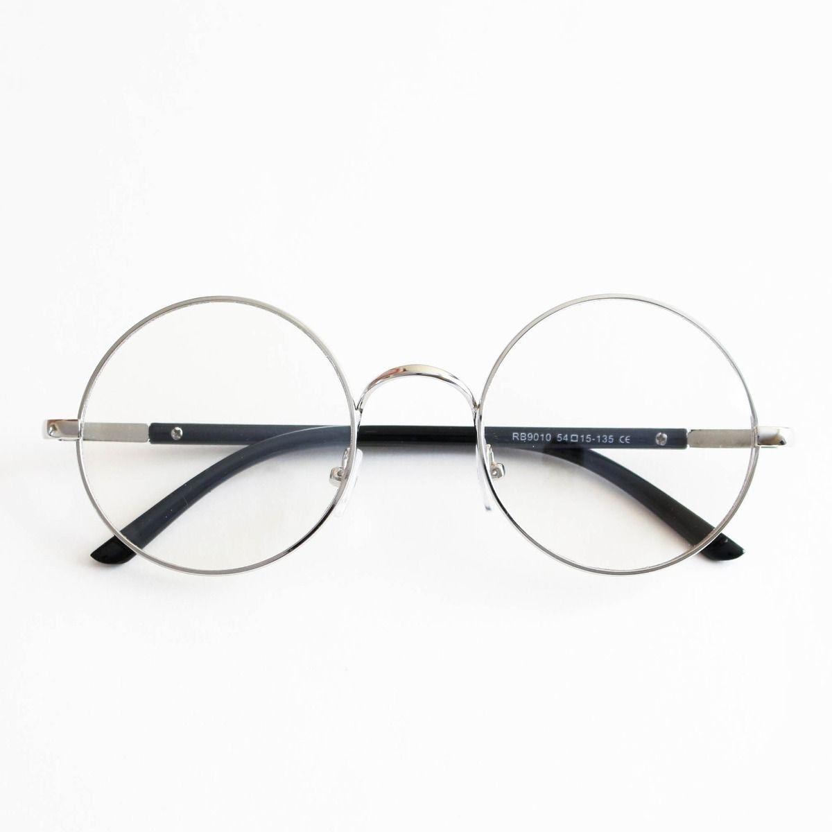 Resultado de imagem para oculos de grau redondo masculino   Óculos ... 9bf432c2cb
