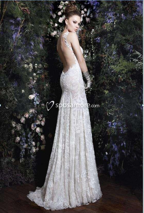 Vestiti da sposa corti eleganti