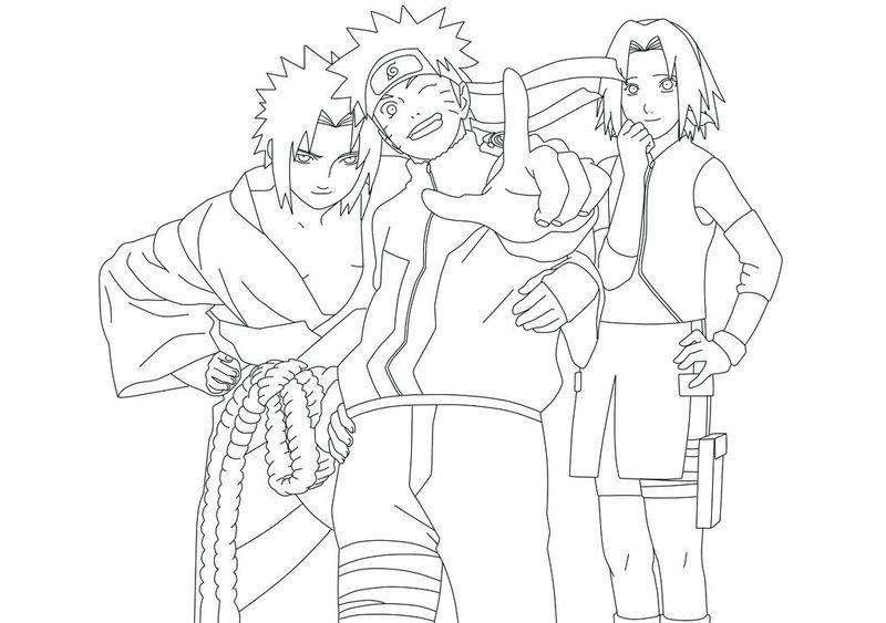 Naruto Coloring Pages Chibi Coloring Pages Super Coloring Pages Cartoon Coloring Pages