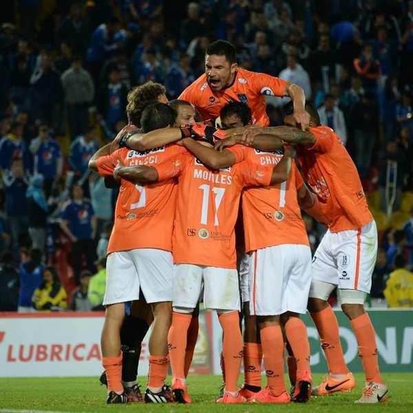 Sudamericana: Vallejo empata 2-2 con Millonarios y avanza