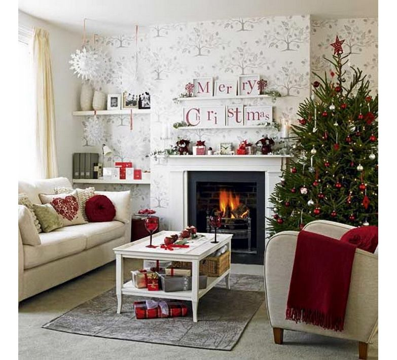 cozy christmas decor - Cozy Christmas Decor