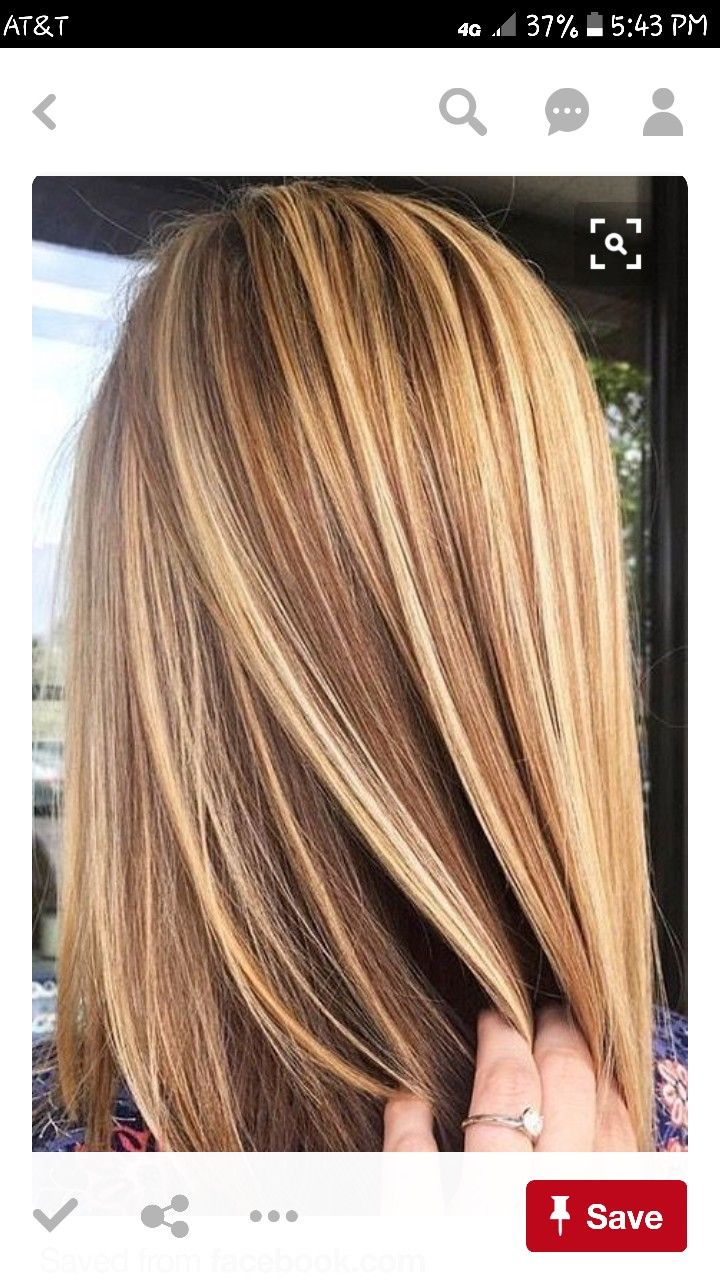 Show Krista Caramel Base With Blonde Highlights Blonde Hair With Highlights Honey Blonde Hair Blonde Highlights