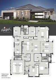 The Odyssey Floor Plan Design Modern House Design Home Design