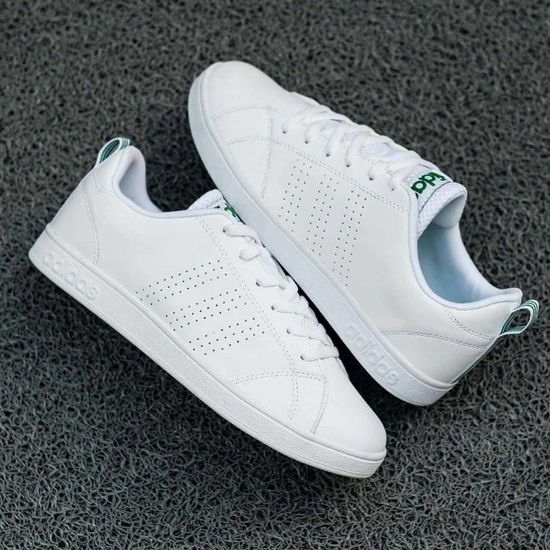 Adidas Neo Advantage List Green Size 40 44 299 000 100