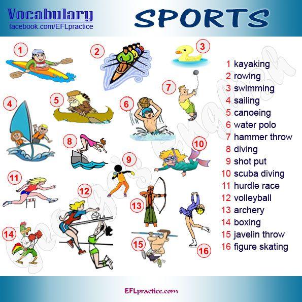 Sport | LearnEnglish Kids - British Council