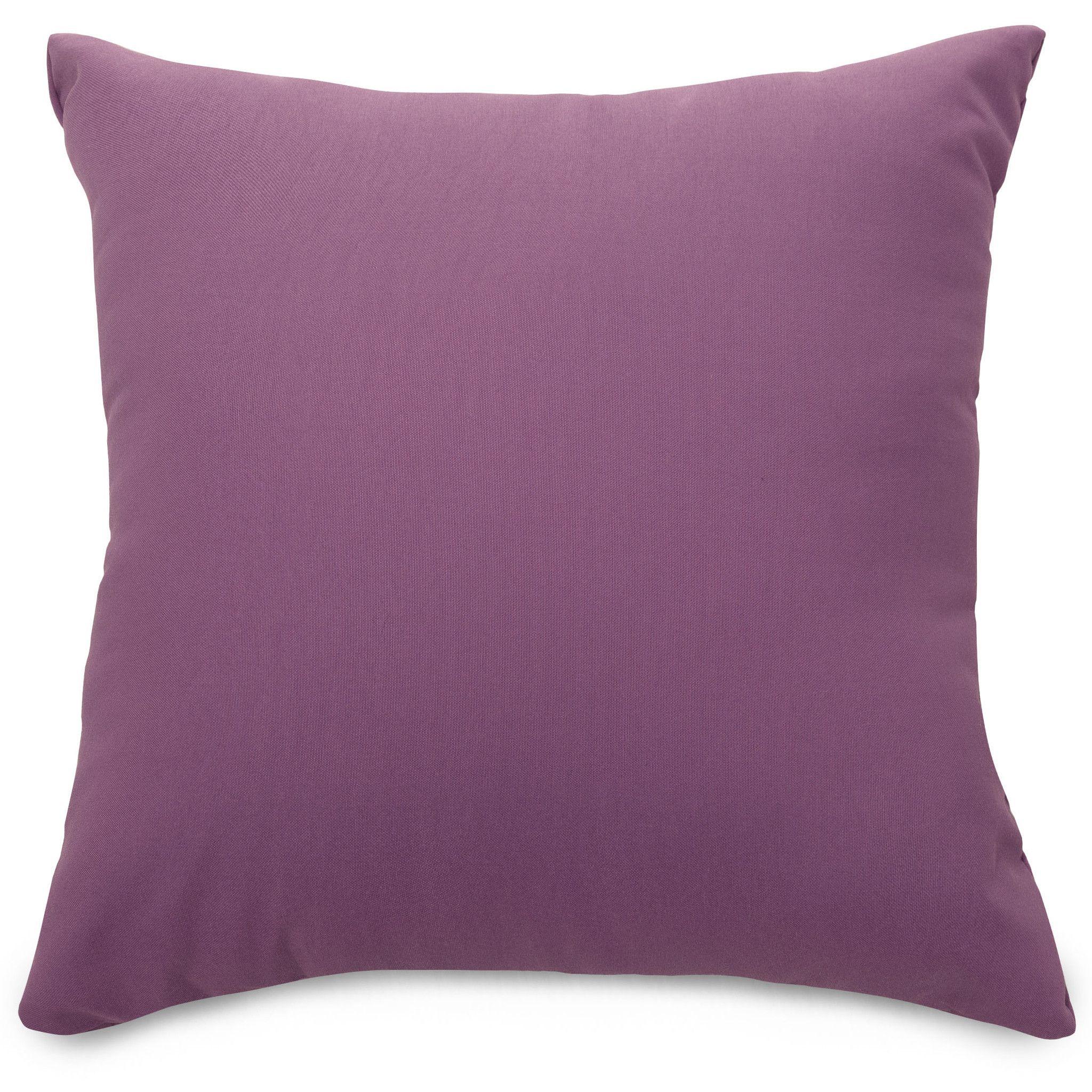lilac extra large pillow