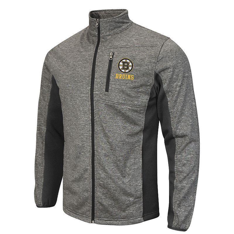 16228513 Men's Boston Bruins Space-Dye Full-Zip Fleece Jacket | Products ...