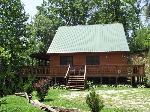 jenny s cabin quiet mountain retreat nc smoky mountain cabins rh pinterest com