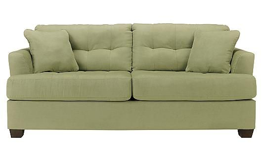 Zia Kiwi Queen Sofa Sleeper Ashley Furniture