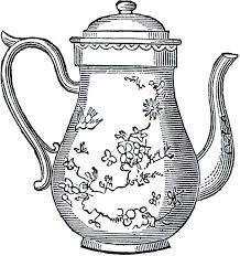 tea cup drawing - Pesquisa Google