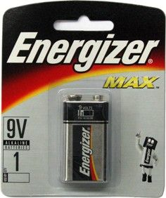 Energizer Usa Max Batteries 522 9 Volt Alkaline Battery Carded Buy Wholesale At Www Batteriesandbutter Com Alkaline Battery Energizer 9 Volt Battery