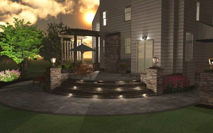 Amazing Google Sketchup Landscape Design I Can See This Is