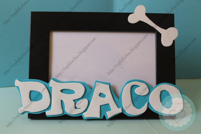 Marco de fotos para mascota, tamaño pequeño 10x15, decorado en tonos ...